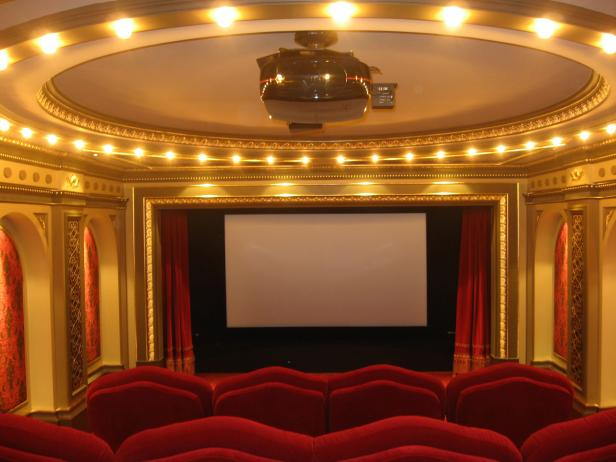 An ultimate guide to pick the best home theatre design plan!