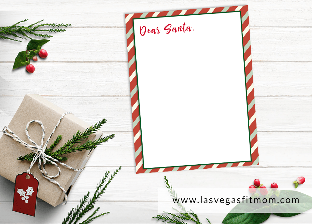 How To Change Into Higher With Santa Letter